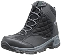 Hot Sale Columbia Women's Liftop II Winter Boot,Black/Charcoal,9.5 M US