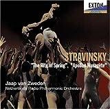 ストラヴィンスキー:「春の祭典」/「ミューズの神を率いるアポロ」