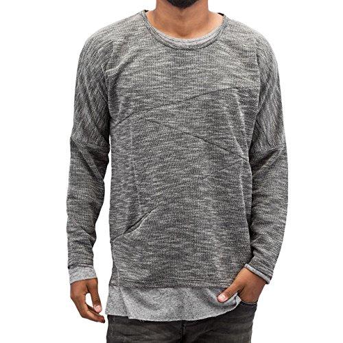 Khujo Uomo Maglieria / Pullover Tristam grigio M