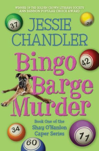 Bingo Barge Murder: Book 1 in the Shay O'Hanlon Caper Series PDF