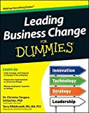 img - for Leading Business Change For Dummies book / textbook / text book