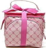 Lauren by Ralph Lauren set of three cosmetics bags, Pink