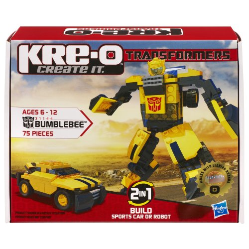 KRE-O-Transformers-Bumblebee-Construction-Set-31144