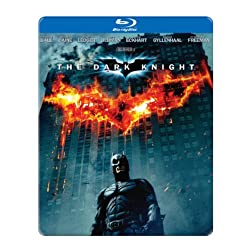The Dark Knight (SteelBook Packaging) [Blu-ray]