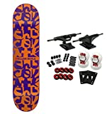 CHOCOLATE Complete Skateboard POP SECRET FIBER LAM Berle Deconstruct 8.5