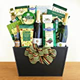 California Wine Country Gourmet Gift Basket by California Delicious
