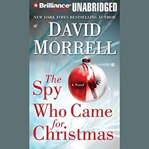 The Spy Who Came for Christmas Audiobook