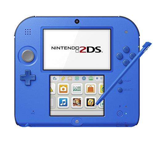 ニンテンドー2DS ブルー【Amazon.co.jp限定】オリジナルストラップ付