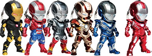 【Amazon.co.jp限定】Kids Nations Series 004 イヤホンジャック アクセサリー (「Iron Man 3 MARK I Holographic version」付き)