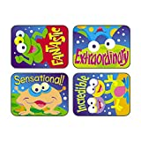APPLAUSE STICKERS SPACE CREATURES