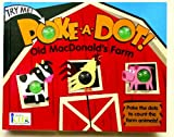 img - for OLD MACDONALD'S FARM (Poke-A-Dot!) book / textbook / text book