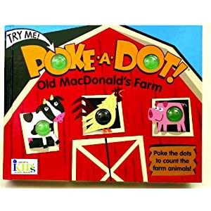 Poke-a-Dot: Old MacDonald's Farm (30 Poke-able Poppin' Dots)