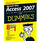 Microsoft Office Access 2007 All-in-one Desk Reference For Dummiesby Alan Simpson
