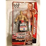 2013 EXCLUSIVE WWE PPV EXTREME RULES 2012 BROCK LESNAR WRESTLING FIGURE
