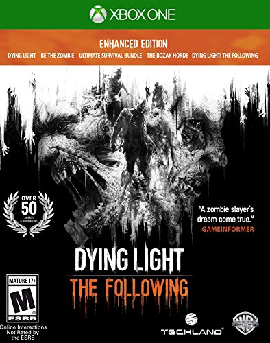 Dying Light: The Following - Enhanced Edition - Xbox One (Xbox One Care Package compare prices)
