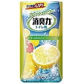 トイレの消臭力 消臭芳香剤 トイレ用 グレープフルーツの香り 400ml