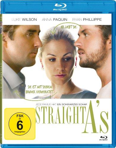 Straight A's - Jede Familie hat ein schwarzes Schaf [Blu-ray]