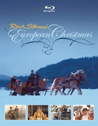 Rick Steves' European Christmas Blu-Ray