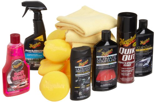 Meguiar's Used Car Restoration Kit