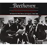 Beethoven: The Middle Quartets - In Concert at the Library of Congress 1940-1960