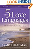 The 5 Love Languages by Gary D. Chapman book cover