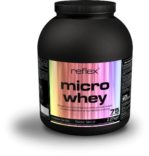 Reflex Micro Whey Protein Banana 2.27 kg