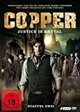 Copper - Justice Is Brutal. Staffel Zwei [4 DVDs]