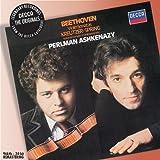 """echange, troc  - Beethoven : Sonates pour violon et piano n°5 """"Printemps"""" & n°9 """"Kreutzer"""""""