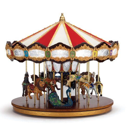 Mr. Christmas Grand Jubilee Carousel Light