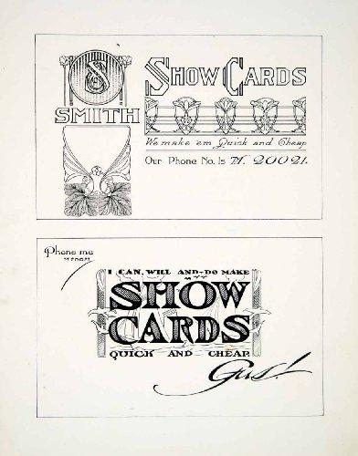1910-print-show-cards-art-nouveau-design-font-typography-border-initial-cap-s-relief-line-block-prin