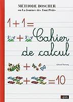 Boscher Cahier de calcul