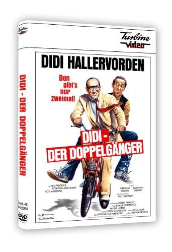 Didi - Der Doppelgänger (Retro-Edition in Buch-Box mit Soundtrack-CD) [Limited Edition]