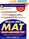 McGraw-HIll's MAT: Miller Analogies Test