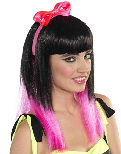 Pink Hair Bow Headband