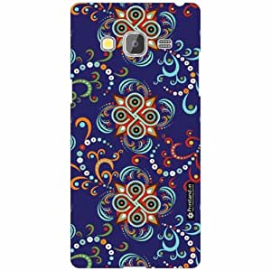 Printland Designer Back Cover for Samsung Z3 Case Cover