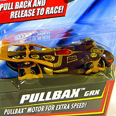 Speed Racer Hot Wheels Pullbax GRX - 1