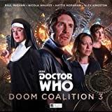 img - for Doom Coalition (Doctor Who) book / textbook / text book