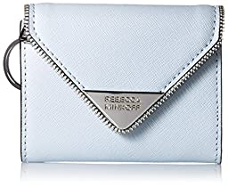 Rebecca Minkoff Molly Metro Boxed Gift Wallet, Bleached Blue, One Size