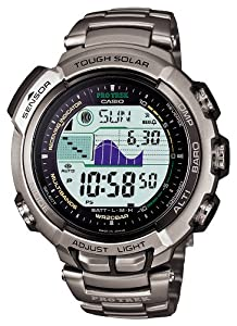 CASIO protrek tough solar signal radio MANASLU MULTIBAND 6 PRX-2500T-7JF men's watch