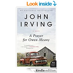 "an analysis of john irvings writing style in a prayer for owen meany A prayer for owen meany john irving - mortality guiding the path a prayer for owen meany by john irving in his style of writing in ""futility"", owen."