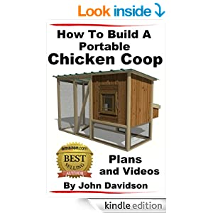 Diy plans how to build a portable chicken coop plans and for Diy movable chicken coop