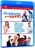 Employee of the Month / Good Luck Chuck / My Best Friend's Girl (Triple Feature) [Blu-ray]