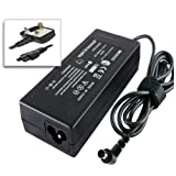 FOR SONY VAIO 19.5V 4.7A VGP-AC19V48 LAPTOP BATTERY CHARGER ADAPTER +POWER CABLE - ECP