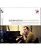 Glenn Gould plays Hindemith : 3 Piano Sonatas - 5 Sonatas for Brass and Piano...