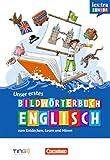 Lextra junior Englisch: Unser erstes Bildwörterbuch