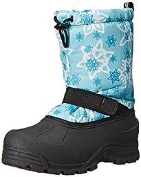 Northside Frosty Cold Weather Boot (Toddler/Little Kid/Big Kid), Aqua, 13 M US Little Kid