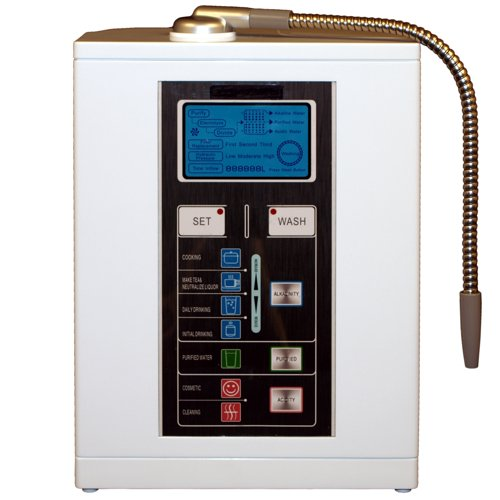 Purchase Aqua-Ionizer Deluxe 7 Plate Alkaline Water Ionizer and Alkaline Water Machine by Air Water ...