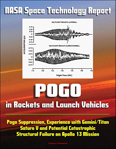 NASA Space Technology Report: Pogo in Rockets and Launch Vehicles - Pogo Suppression, Experience with Gemini/Titan, Saturn V and Potential Catastrophic Structural Failure on Apollo 13 Mission PDF