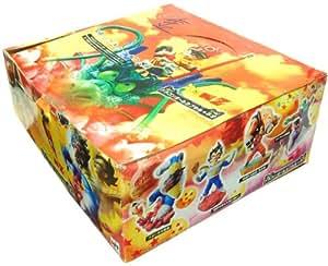 DragonBall Z Capsule Neo: Saiyan Returns! (1 set of 7 mini-figures + 1 special mini-figure) (Japanese Imported)