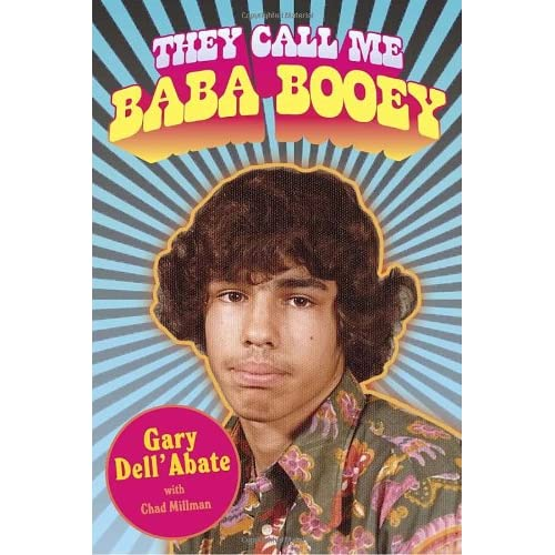 They Call Me Baba Booey by Gary Dell'Abate 2010, Hardcover HOWARD STERN